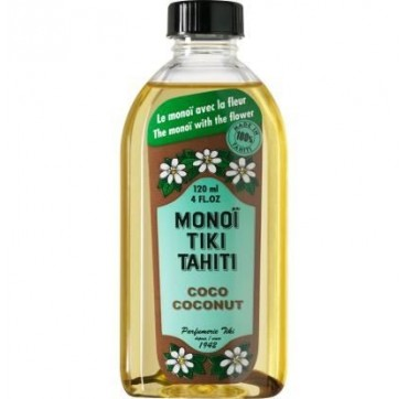 Monoi Tiki Tahiti Coco Coconut Λάδι Πολλαπλών Χρήσεων 120ml