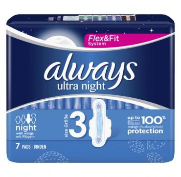 Always Ultra Night 7τμχ