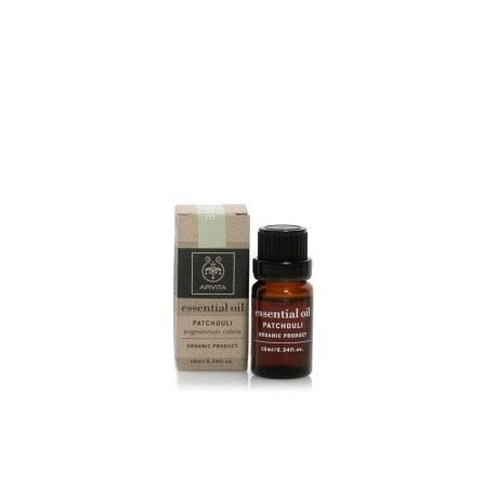 Apivita Essential Oil Patchouli 10ml