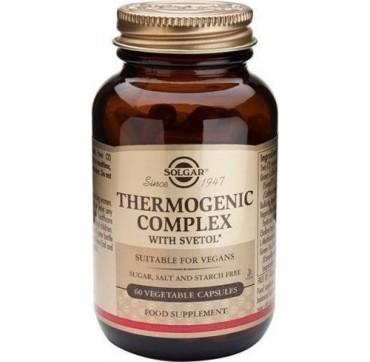 Solgar Thermogenic Complex 60veg.caps