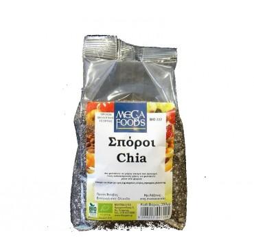 Megafoods Σπόροι Chia 350g