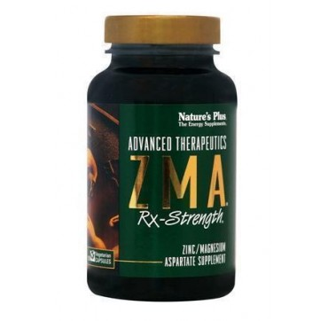 NATURES PLUS ZMA RX-STRENGTH 90tabs