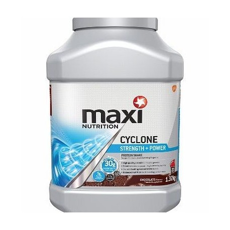MAXINUTRITION MAXIMUSCLE CYCLONE ΣΟΚΟΛΑΤΑ 1,2kg