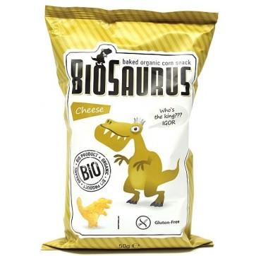 Mclloyds Biosaurus Cheese 50g