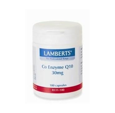 LAMBERTS CO-ENZYME 30mg 30caps