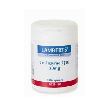 Lamberts Co-enzyme 30mg 30caps