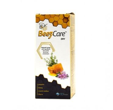 Ils Pharma Beezcare Dry Natural Syrup Φυτικό Σιρόπι Με Πρόπολη Και Μέλι 140ml