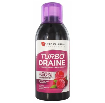 Forte Pharma Turboslim Drink Βατόμουρο 500ml