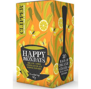 Clipper Happy Mondays Tea 20teabags