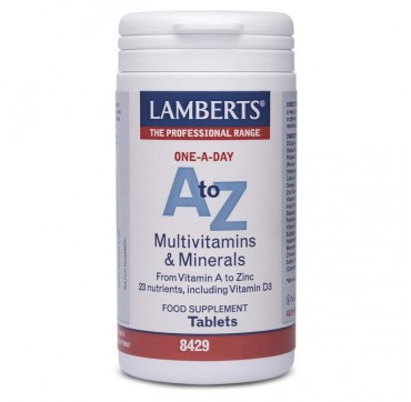 LAMBERTS A TO Z MULTIVITAMINS 30tabs