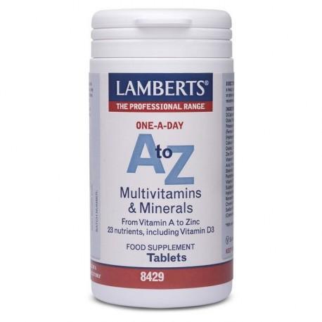 LAMBERTS A TO Z MULTIVITAMINS 30tabs