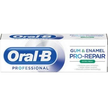 Oral-B Professional Gum & Enamel Pro-Repair Extra Fresh 75ml