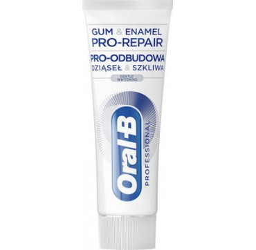 Oral-b Gun & Enamel Pro Repair Gentle Whitening 75ml