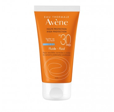Avene High Protection Fluid SPF30+ 50ml