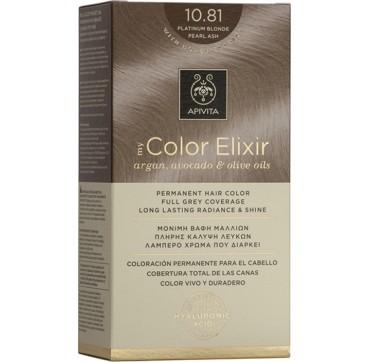 Apivita My Color Elixir 10.81 Κατάξανθο Περλέ 1TMX