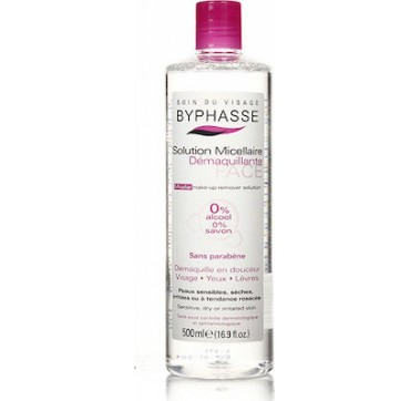 Byphasse Micellar Make Up Remover 500ml