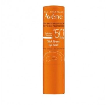 Avene High Protection Hydrating Lip Balm SPF50+ 3g