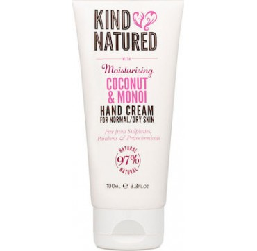 Kind Natured Coconut & Monoi Handcream 100ml