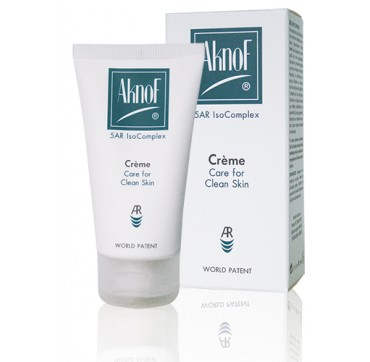 AKNOF 5AR ISOCOMPLEX CRÈME CARE FOR SKIN ΚΡΕΜΑ ΠΡΟΣΩΠΟΥ 50ML