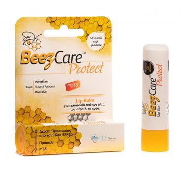 Ils Pharma Beezcare Lip Balm Protect Spf15 5,1g