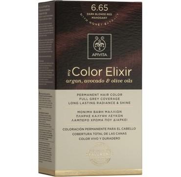 Apivita My Color Elixir N6. 65 Έντονο Κόκκινο 1τμχ