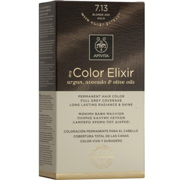 Apivita My Color Elixir N7. 13 Ξανθό Σαντρε Μέλι 1τμχ