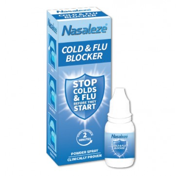 Inpa Nasaleze Spray Cold & Flu Blocker 800mg - (200χρήσεις)