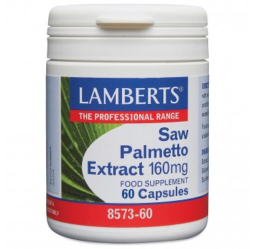 Lamberts Saw Palmetto Extract 160mg 60caps