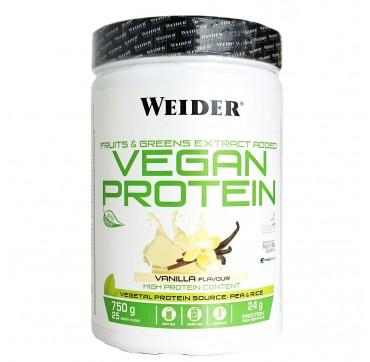 Weider Vegan Protein Vanilla Flavour 750g