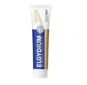 ELGYDIUM Toothpaste Gel Multi-Action Οδοντόπαστα 75ml