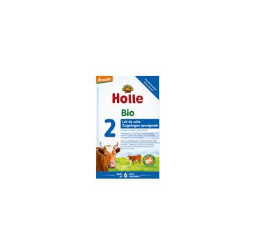 Holle Bio Βιολογικό Βρεφικό Γάλα Νο2 600g