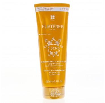 Rene Furterer 5 Sens Enhancing Shampoo Σαμπουάν Ανάδειξης Λάμψης 250ml