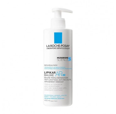 LA ROCHE-POSAY LIPIKAR TRIPLE ACTION BODY BAUME AP+M 400ml