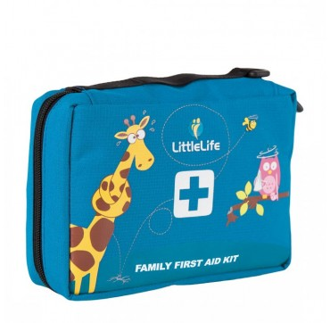LITTLELIFE FAMILY FIRST AID KIT 44 ΤΕΜ.