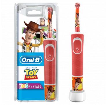 Oral-b Toy Story Kids 3+ Παιδική Ηλεκτρική Οδοντόβουρτσα 1tmx