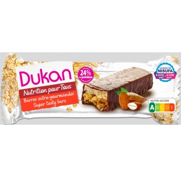 Dukan Γκοφρέτα Βρώμης Με Σοκολάτα 36g
