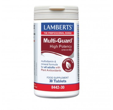 Lamberts Multi-Guard High Potency One-A-Day 30Tabs