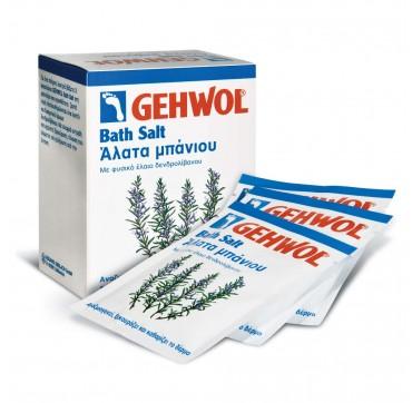 Gehwol Bath Salt Άλατα Μπάνιου Με Φυσικό Έλαιο Δενδρολίβανου 250g (10sachets)