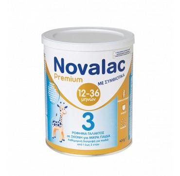 NOVALAC PREMIUM No3 Με Συμβιοτικά 400g
