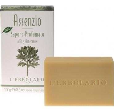 L'ERBOLARIO Lodi Absinthium Perfumed Soap Αρωματικό Σαπούνι 100g