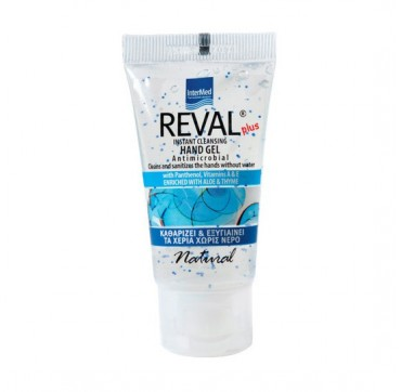 Intermed Reval Plus Natural Antiseptic Hand Gel 30ML