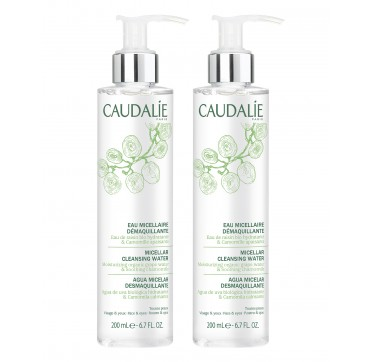 CAUDALIE PROMO SPECIAL OFFER MICELLAR CLEANSING WATER (200ml X 2)