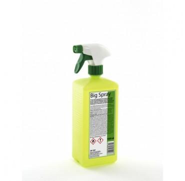 Big Spray Βιοκτόνο Αλκοολούχο Σπρέι Απολυμαντικό Επιφανειών 1LT