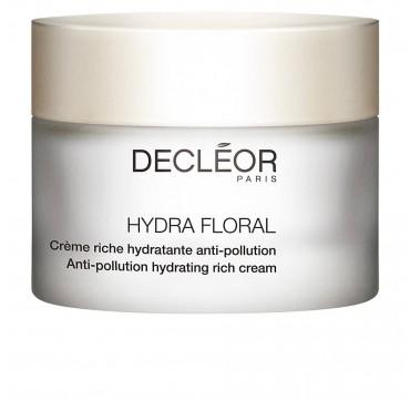 DECLEOR HYDRA FLORAL RICH CREAM 50ml