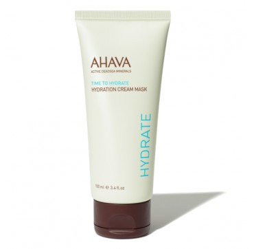 AHAVA Time to Hydrate Hydration Cream Mask 100ML