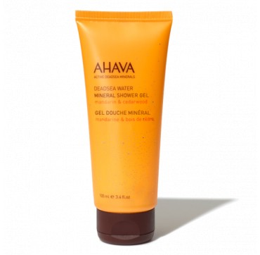 Ahava Deadsea Water Mineral Shower Gel Mandarin & Cedarwood 200ml
