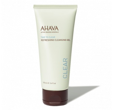 AHAVA Time to Clear Refreshing Cleansing Gel 100ML