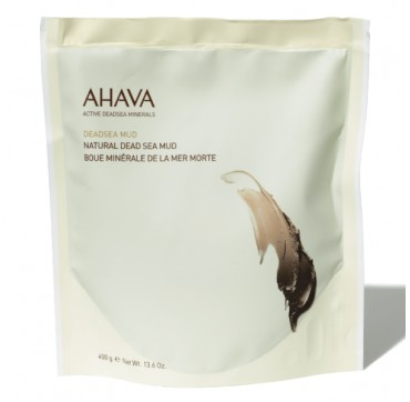 AHAVA Deadsea Mud Natural Dead Sea Mud 400G