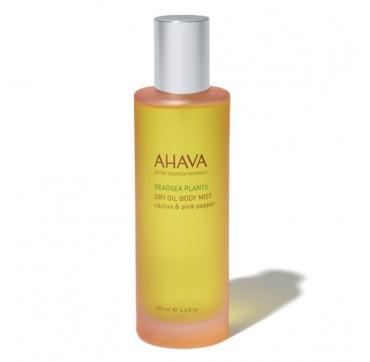 Ahava Deadsea Plants Dry Oil Body Mist Cactus & Pink Pepper 100ml