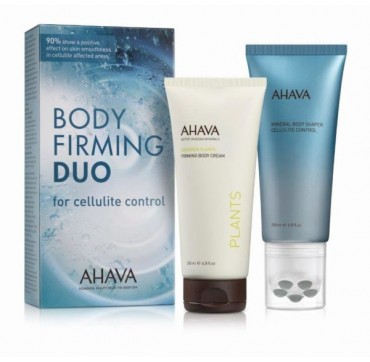 AHAVA Body Firming Duo for Cellulite Control Kit 200ML & 200ML